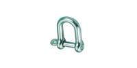 Stainless Steel Shackles