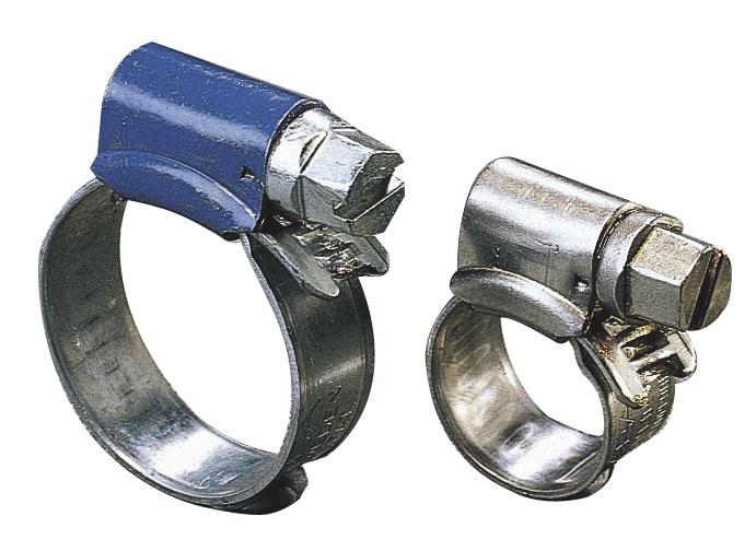 Abrazadera inoxidable plana para tubo de escape - Abrazaderas para tubos ...
