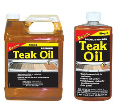 Aceite de teca premium star brite mantenimiento y - Aceite de teca para madera ...
