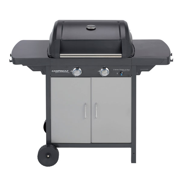 Campingaz barbacoa a gas 2 series classic lx plus tiempo - Barbacoa a gas ...