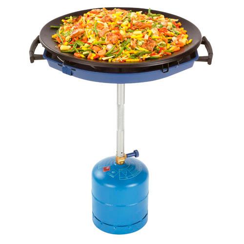 Campingaz cocina party wok tiempo libre cocinas y - Wok 4 cocinas granollers ...