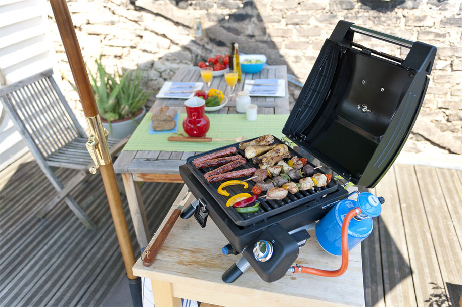 campingaz series compact ex cv gas barbecue