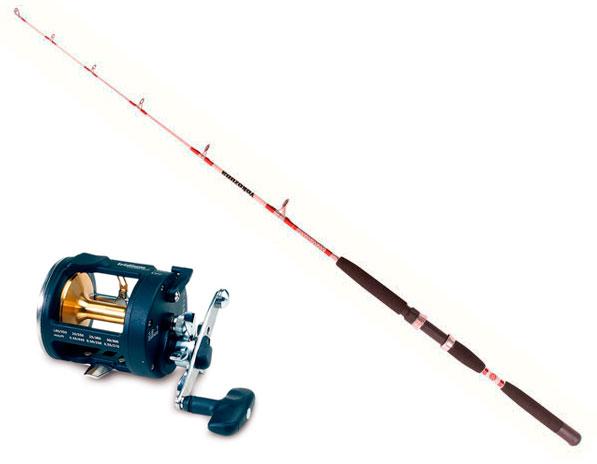 Pack yokozuna ryoshi tuna rod and iridium clonix 2 reel for Tuna fishing rod and reel