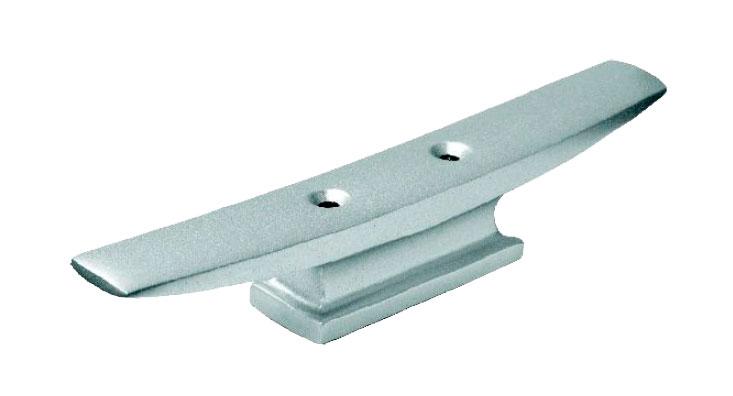 Cornamusa perfil ancho en aluminio anodizado cornamusas - Perfil aluminio anodizado ...