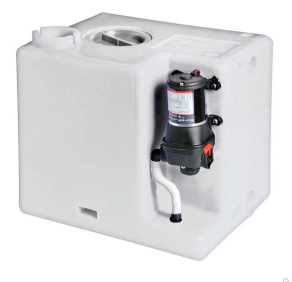 Deposito agua 56 117l rigido polipropileno con bomba - Bomba presion agua ...