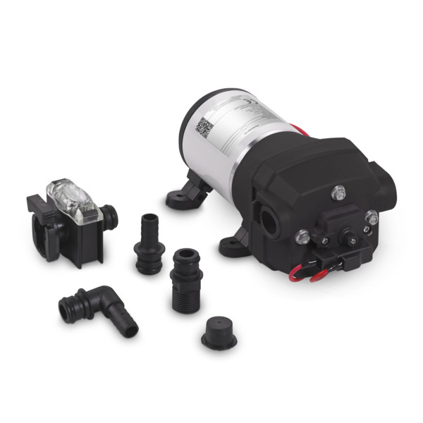 Dometic bomba de agua a presion powerpump pp1217 agua a for Bombas de agua electricas de presion