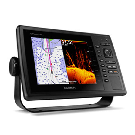 Garmin fishfinder gps combo 1020xs without transducer for Garmin fish finder gps