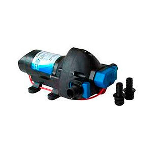 Jabsco bomba de agua a presion automatica par max 1 9 24v for Bombas de agua electricas de presion
