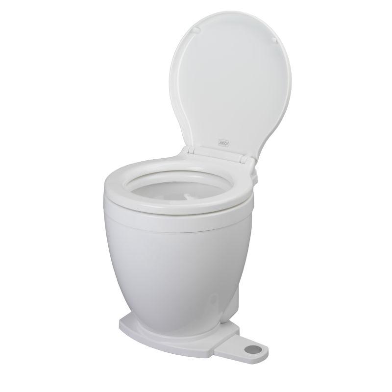 Jabsco inodoro wc electrico lite flush agua a bordo for Accesorios inodoro