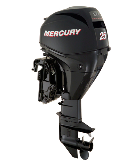 Mercury F 25M EFI Outboard Motor