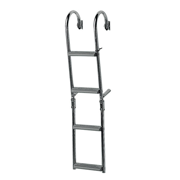 nuova rade escalera inox pelda os estrechos inclinacion