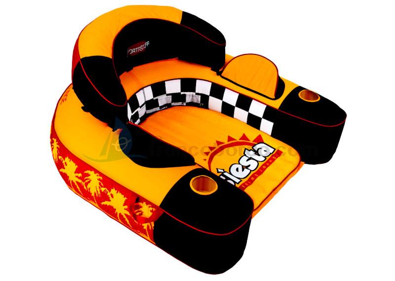 Sportsstuff colchoneta tumbona siesta lounge tiempo - Colchoneta para tumbona ...