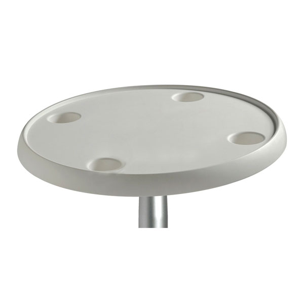 Tablero para mesa redondo composite confort a bordo for Tablero redondo para mesa