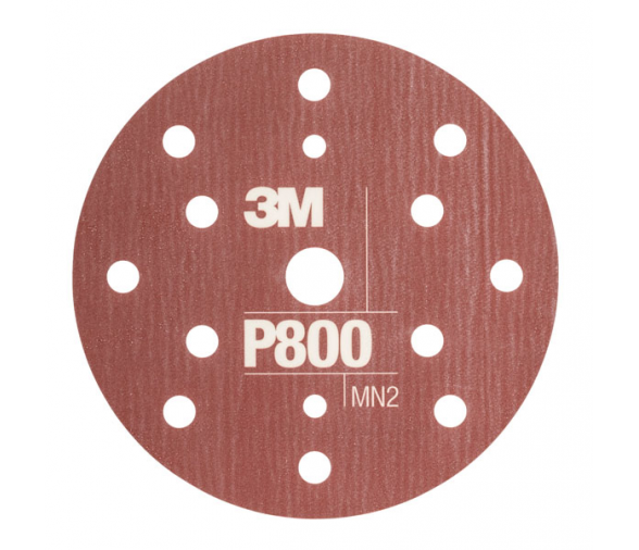 3M Hookit Flexible Sanding Disc 150mm