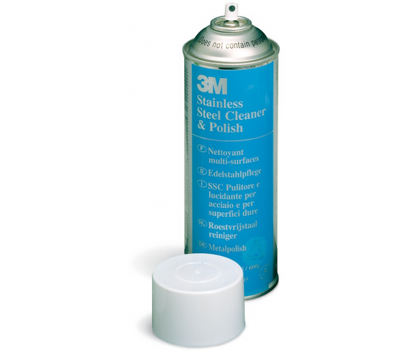 3M Stainless Steel Cleaner 600ml
