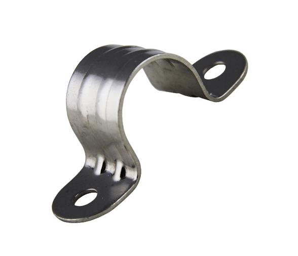 Pipe clip for Tube 25 mm Half Circle.