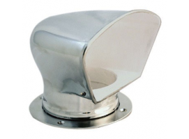 Deluxe Stainless Steel Cowl Vent