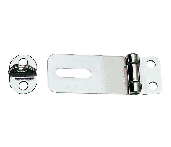 HASP MADE OF STAINLESS STEEL