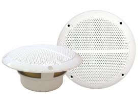 White Speakers 80W Sea Sound Lalizas