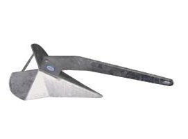 Galvanized Steel Anchor Type Delta