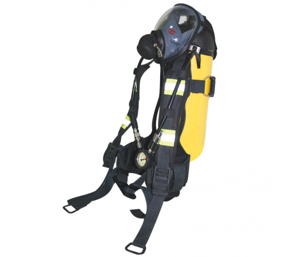 Self Contained Breathing Apparatus SOLAS/MED 300bar