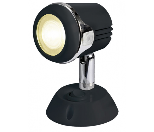 Articulated Spot Light with Switch