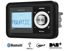 Aquatic AV CP6 Compact Watertight Tuner