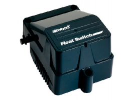 Attwood Automatic Switch with Float and Housing