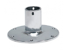 Attwood Bell Pedestal Fixed Height Machined Base Low Profile