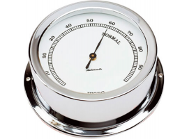 Autonautic Chrome Hygrometer Atlantic