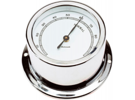 Autonautic Chrome Hygrometer Minor