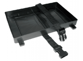 Battery Tray with Strap