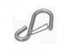 Barton 73 mm S Hook Plain with Latch