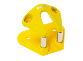 Barton Yellow Pillar Fairlead for K Cam Cleats