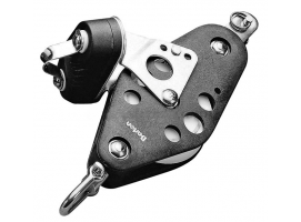 Barton Fiddle Swivel with Becket and Cam Cruiser Ball Bearing Block
