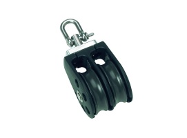 Barton Double Swivel Block N