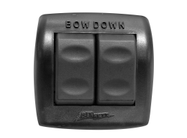 Bennett Euro Style Bolt Rocker Switch