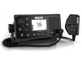 B&G V60 Marine VHF Radio with DSC and AIS Receive