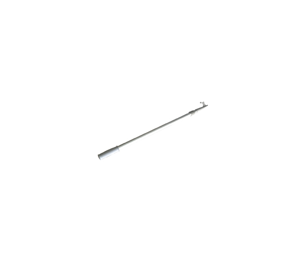 Telescopic Boat Hook With Bilge Pump