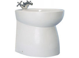 SILENT Ceramic bidet High