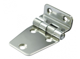 Wide Steel Hinge with Gradient