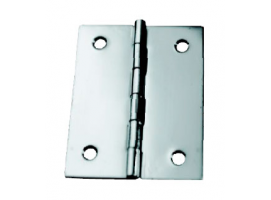 BUTT HINGES INOX 316 SINGLE