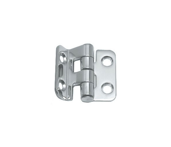 37 x 37 mm Overhang Stainless Steel Hinge