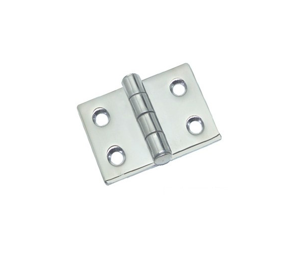 38 x 38 mm Thickness 5 mm Stainless Steel Hinge
