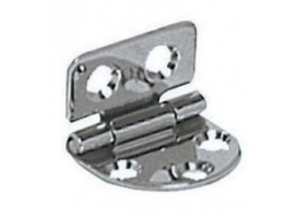 2 mm Thickness 42 x 30 mm Stainless Steel Hinge