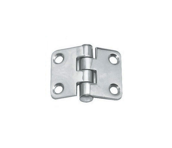 2 mm Thickness 48 x 37 mm Stainless Steel Hinge