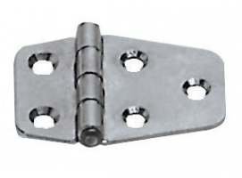Stainless Steel 51 x 27 mm Hinge