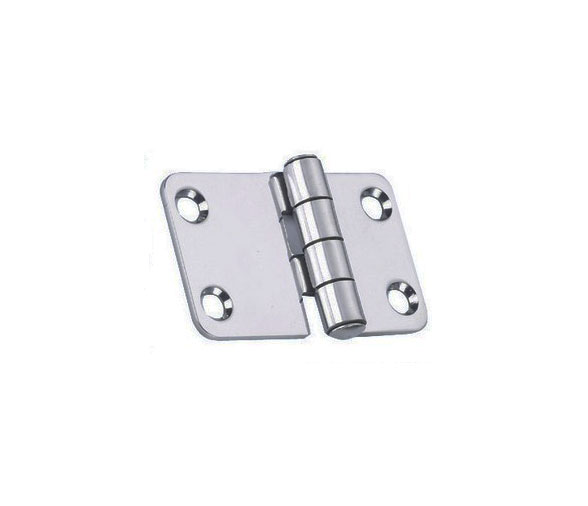 2 mm Thickness 60.4 x 38.1 mm Stainless Steel Hinge