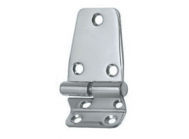 65.5 x 37 mm Overhang Stainless Steel Hinge