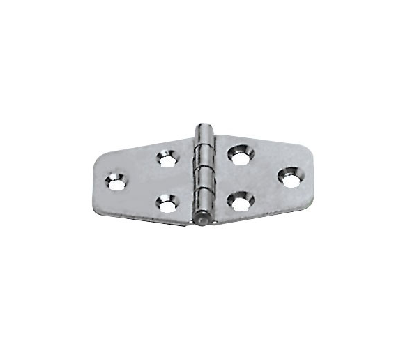 Stainless Steel 70 x 38 mm Hinge